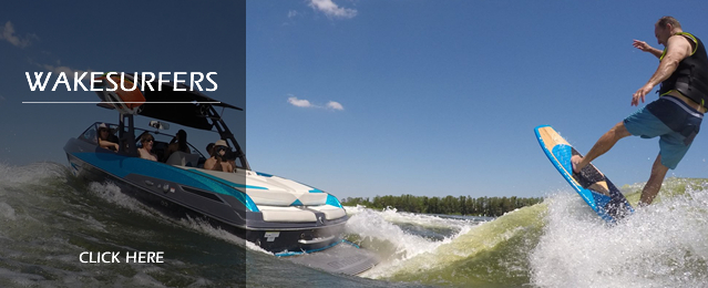 Wake Surfers and UK Discounted Wakesurfers and Wakesurfing Equipment