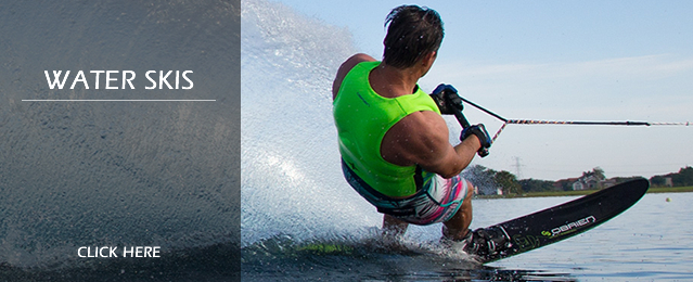 UK Discounted Water Skis and Waterski Equipment